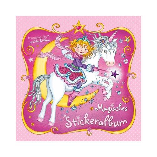 Prinzessin Lillifee und das Einhorn 2011 Stickeralbum