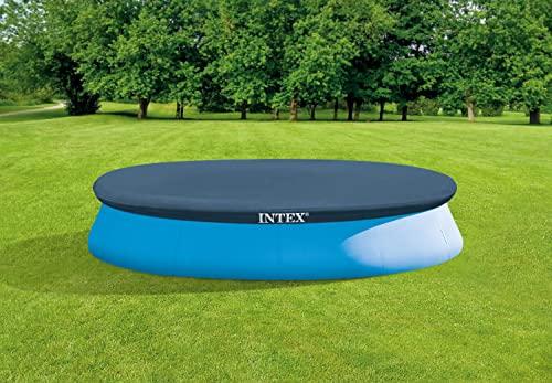 Intex 28022 Easy Set - Cobertor piscina hinchable, 366 cm
