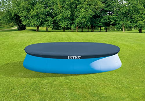 Intex Easy Set Pool Cover - Poolabdeckplane - Ø 366 cm - Für Easy Set Pool