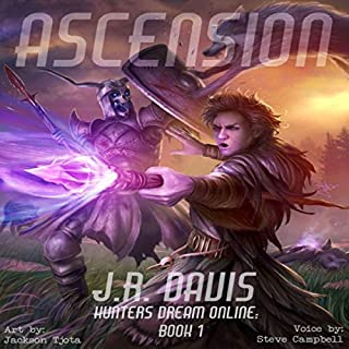 Hunters Dream Online: Ascension cover art