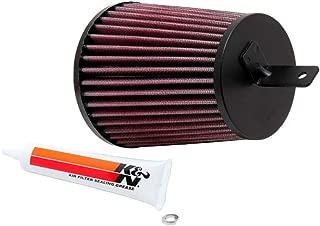 K&N Motorcycle Air Filter: High Flow Performance Air Filter Fits some Suzuki, LTZ QuadSport, Kawasaki, KFX, Arctic Cat models Washable & Reusable OEM # Replacement 1378007G00  Air Filter SU-4002