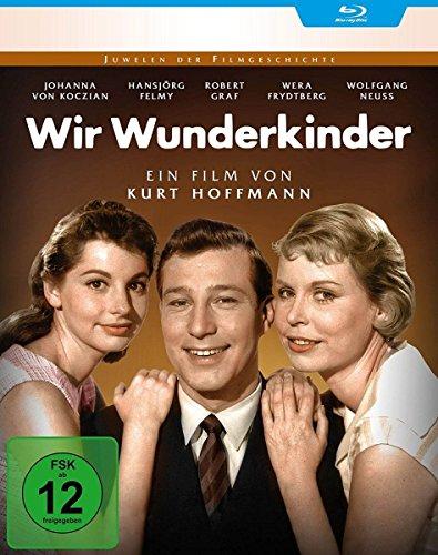 Wir Wunderkinder (Blu-ray)
