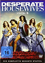 Desperate Housewives – Staffel 6 (DVD)
