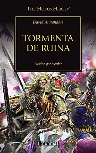 The Horus Heresy nº 46/54 Tormenta de Ruina (Warhammer The Horus Heresy)
