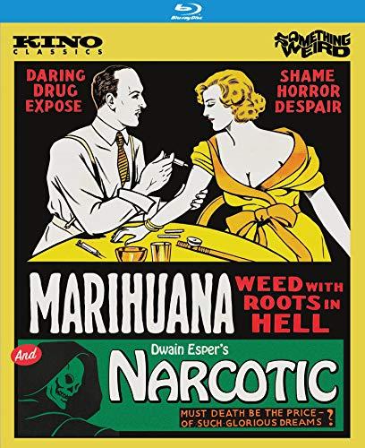 Marihuana / Narcotic (Forbidden Fruit 4) (2019) [Edizione: Stati Uniti] [Italia] [Blu-ray]
