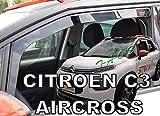 TAOS Deflectores de Viento Delanteros para C3 Aircross Desde 2017- (1190571501)