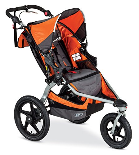 Buy BOB Revolution Pro Single Stroller, Orange