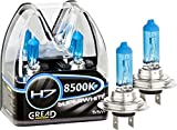 Gread - 2x H7 Halogen Lampen - super-white - 8500k...