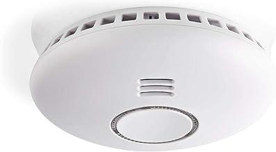 Nedis Nedis - Smart Rookmelder - Wi-Fi - Melding op telefoon - Detecteert zowel rook als snelle temperatuur toename - Eenv...