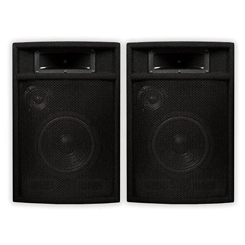Acoustic Audio by Goldwood Studio Monitor, Black (PA-380X)