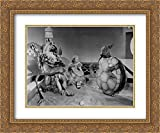 Alice in Wonderland, 1933 24x20 Gold Ornate Frame and Double Matted Museum Art Print by Hollywood Photo Archive