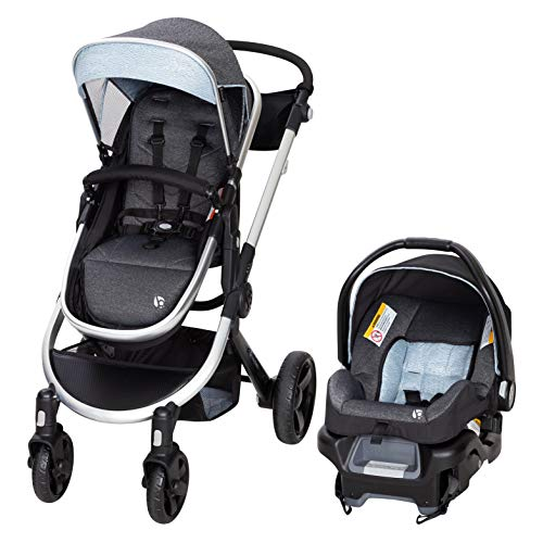 Baby Trend Go Gear Espy 35 Travel System, Blue Spectrum