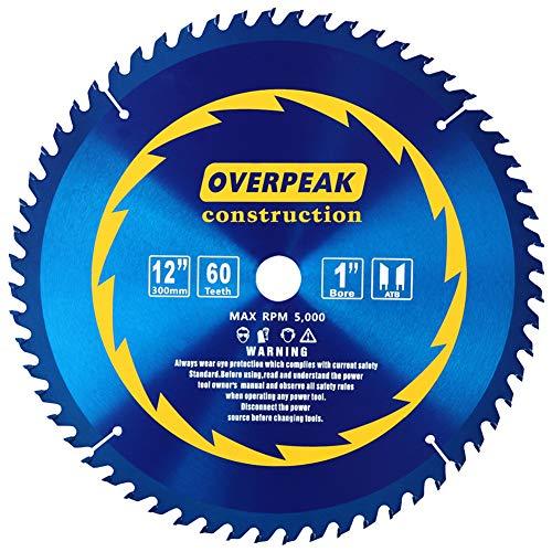 12 inch radial arm saw blade - 6