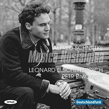Alfred Schnittke: Musica Nostaligica