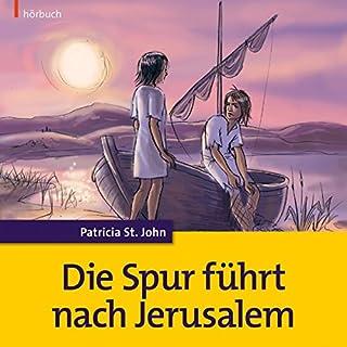 Die Spur führt nach Jerusalem Titelbild