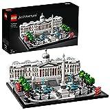LEGO- Architecture Trafalgar Square Set di Costruzioni per Ricostruire Uno dei Famosi Ango...
