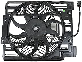 Radiator Pusher Cooling Fan Assembly for BMW 525i 528i 528iT 530i 540i M5 E39