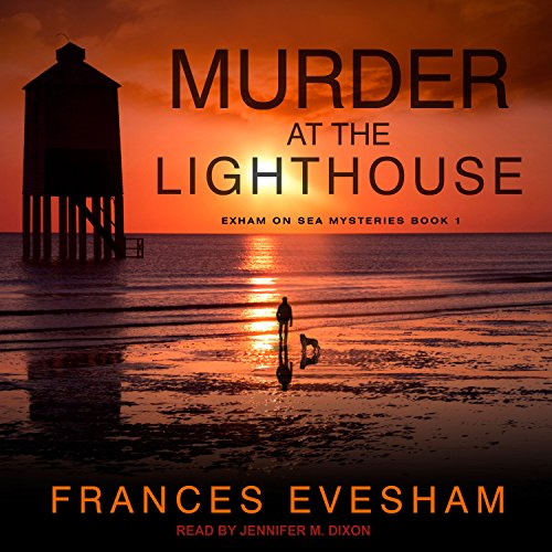 Murder at the Lighthouse audiobook cover art