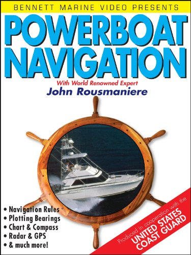 Powerboat Navigation With John Rousmaniere