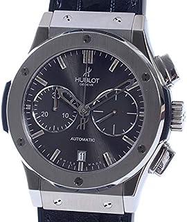[ウブロ]HUBLOT 腕時計 クラシックフュージョン クロノグラフ 自動巻き 付属:チタニウム 中古[1361011] 521.NX.7070.LR