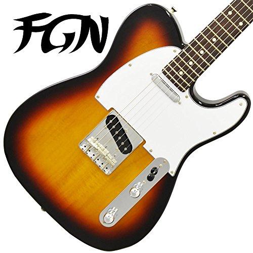 FUJIGEN JTL6R 3TS(3トーンサンバースト) テレキャスター エレキギター J-Classic (フジゲン) 日本製