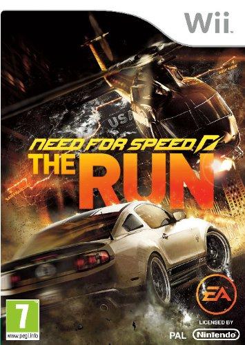 Need for Speed: The Run (Wii) [Importación inglesa]