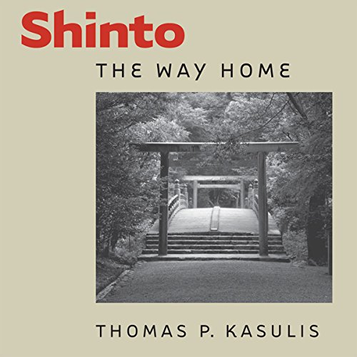 Shinto: The Way Home audiobook cover art