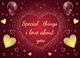 Special Things I Love About You: 50 Reasons To Fill In The Blank Book...