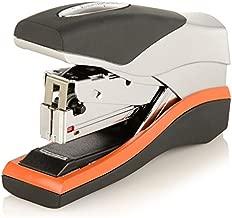 Swingline Stapler, Optima 40, Full Strip Desktop Stapler, 40 Sheet Capacity, Low Force, Orange/Silver/Black (87845), Compact Size, Pack of 1