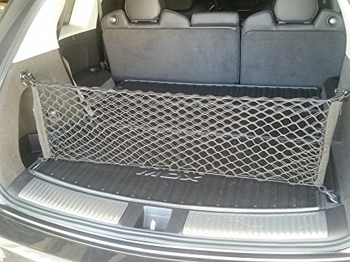 Envelope Style Trunk Cargo Net for Acura MDX 2014 2015 2016 2017 2018 2019 2020 NEW
