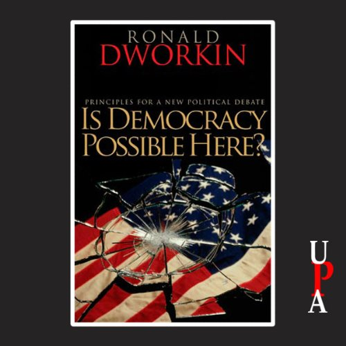 Is Democracy Possible Here? audiobook cover art