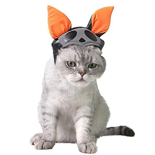 BbearT® Cat Dog Hat Puppy Cat Halloween Holiday Accessory Halloween Wizard Hat Costume Accessories Witch Pet Hat for Cats and Dogs