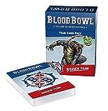 Games Workshop Blood Bowl – Seconde Saison: Skaven Team Cards Pack