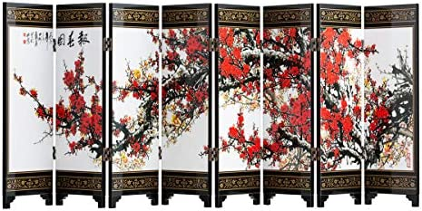 Chinese screen room divider _image2