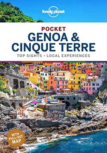 Lonely Planet Pocket Genoa Cinque Terre product image