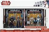 Star Wars Clone Wars 2009 Exclusive Collectible Tin Count Dooku, Asajj Ventress, ObiWan Kenobi Captain Rex by Hasbro