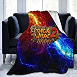 Dick Wi-Lde Fleece Throws Blankets Ultra-Soft Warm Luxury Blanket for Bed Living Room Home Chair...