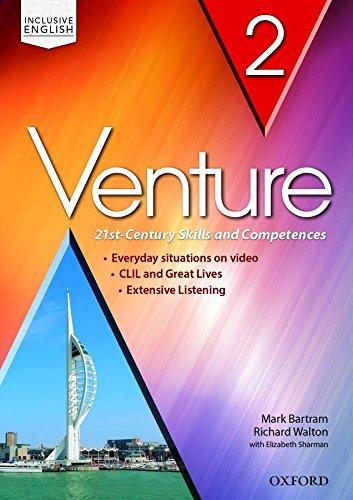 Venture. Premium 2.0. Student book-Workbook-Openbook. Per le Scuole superiori. Con e-book. Con espansione online (Vol. 2)