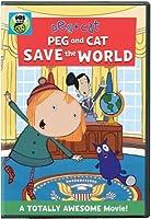 Peg & Cat: Peg & Cat Save the World [DVD] [Import]