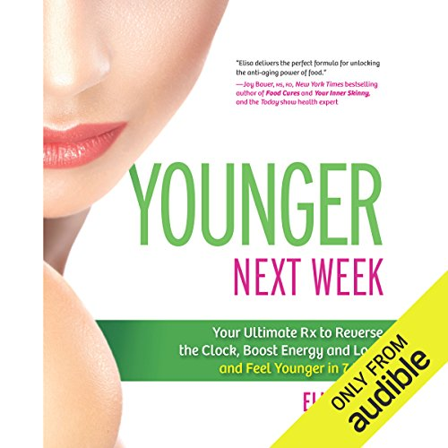 Younger Next Week audiobook cover art