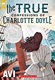 True Confessions of Charlotte Doyle book cover
