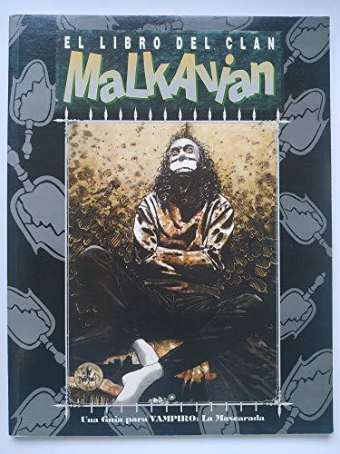 El Libro Del Clan Malkavian