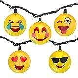 Dennis East 10 Emoji Clear Summer Patio...