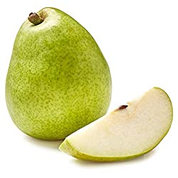 Organic D'Anjou Pear, One Large