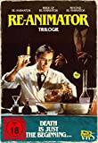 Re-Animator 1-3 - 4-Disc Limited Collector's Edition im VHS-Design [Blu-ray]
