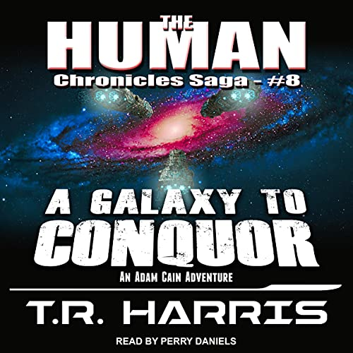 A Galaxy to Conquer cover art