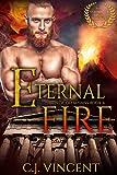 Eternal Fire: A M/M Non-Shifter Mpreg Romance (New Olympians Book 7) (English Edition)