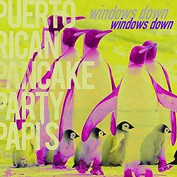 Windows Down... (feat. Mod Sun, Forget Brennan & Eleven34)