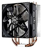 Cooler Master Hyper 212 Evo CPU Cooler w/ 4 Continuous Direct Contact Heatpipes,...