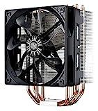 Cooler Master Hyper 212 EVO Procesador Enfriador - Ventilador de PC (Procesador, Enfriador, Socket AM2, Socket AM3, Socket AM3, Socket AM3+, 12 cm, 36 dB, Intel: Core i7 Extreme / Core i7 / Core i5 / Core i3 / Core2 Extreme / Core2 Quad / Core2 Duo /...)